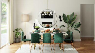 3 van onze favoriete hanglampen trends voor boven de eettafel
